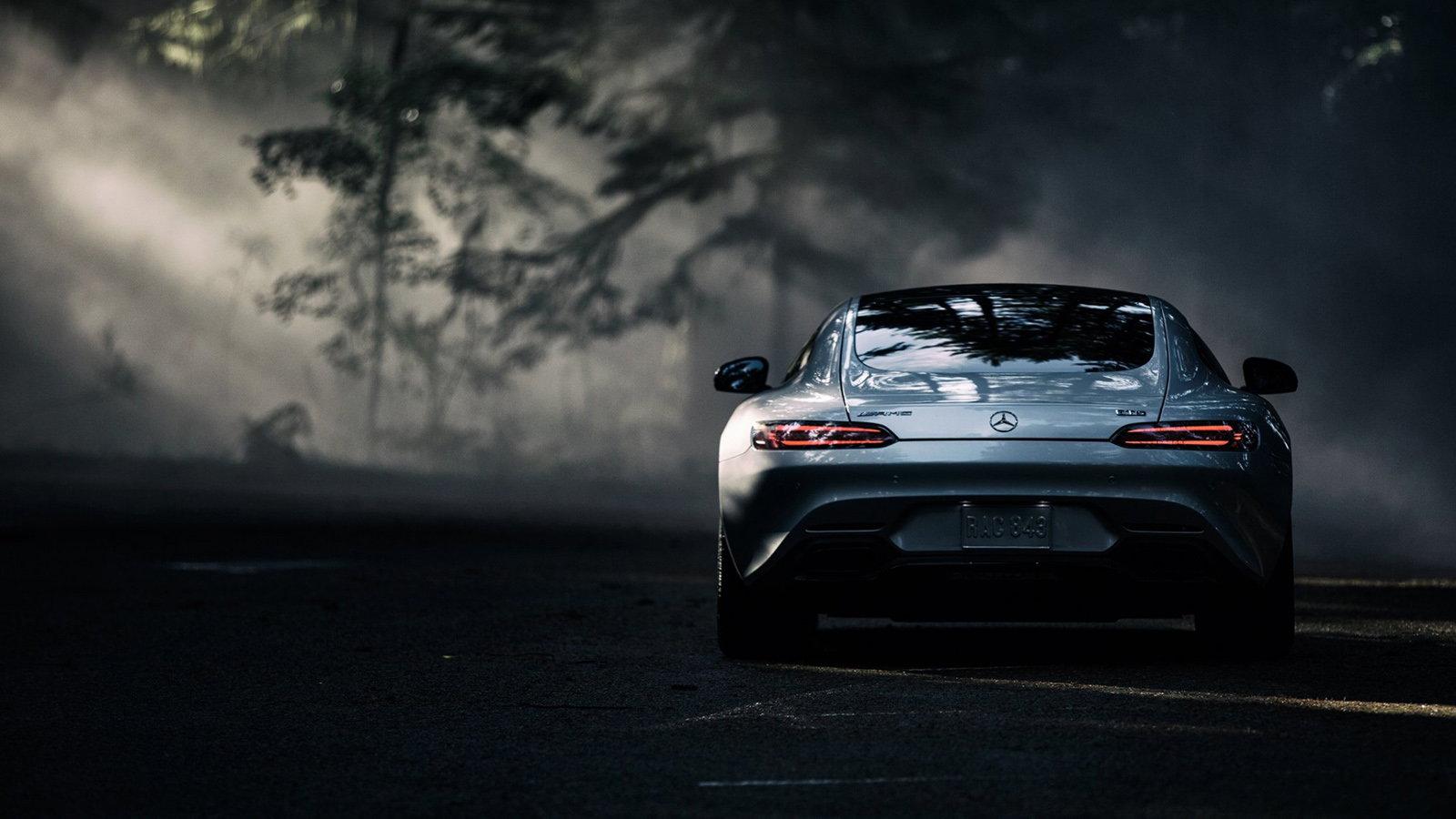 7 Ominous Mercedes-Benz Wallpapers | Mbworld
