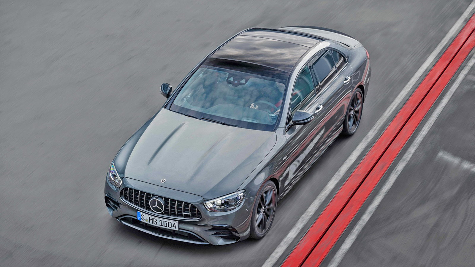 The 2021 AMG E53 Sedan Steps Out in Style | Mbworld