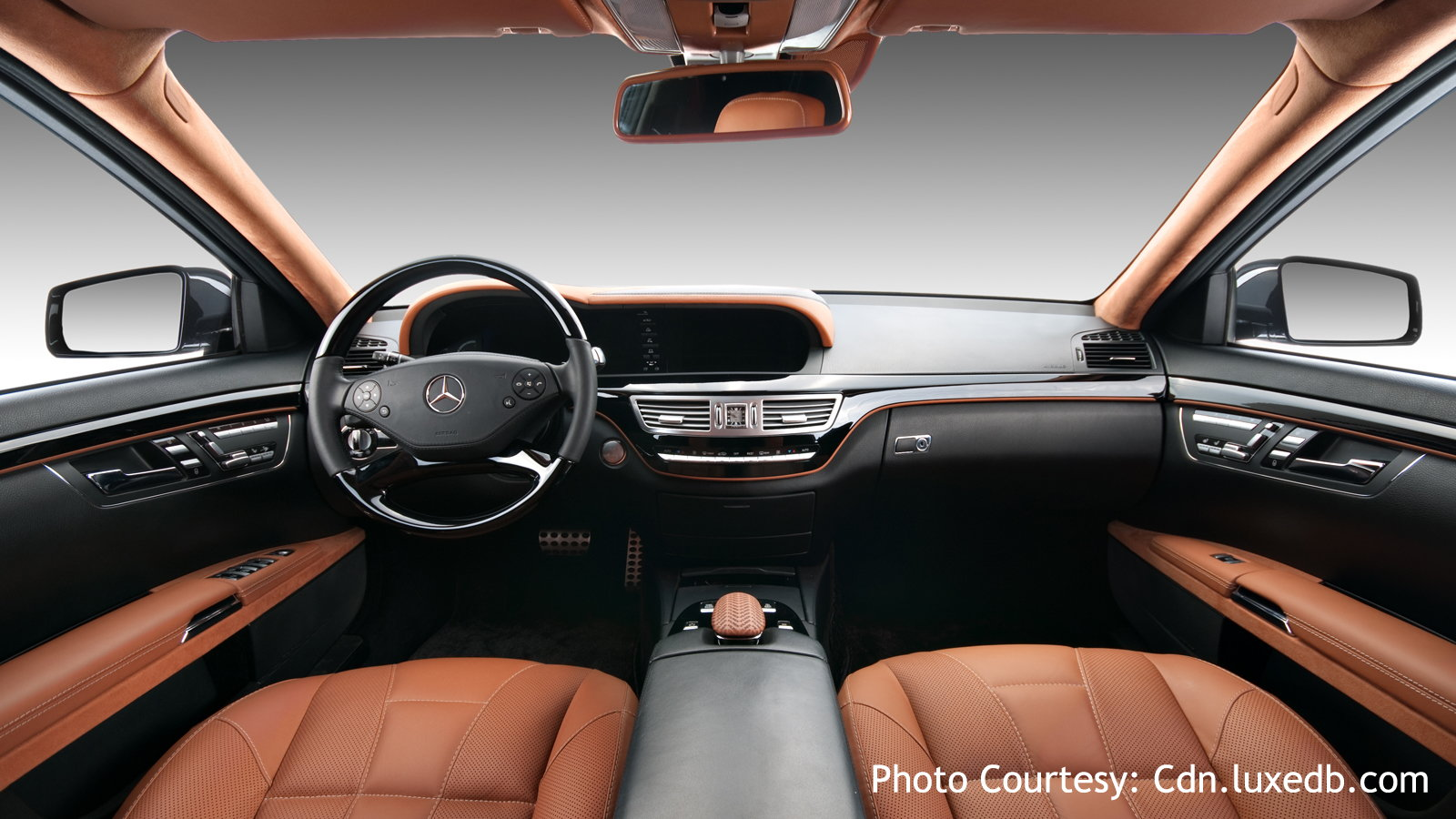 Heating and Cooling Seats, Steering Wheel, and Center Console