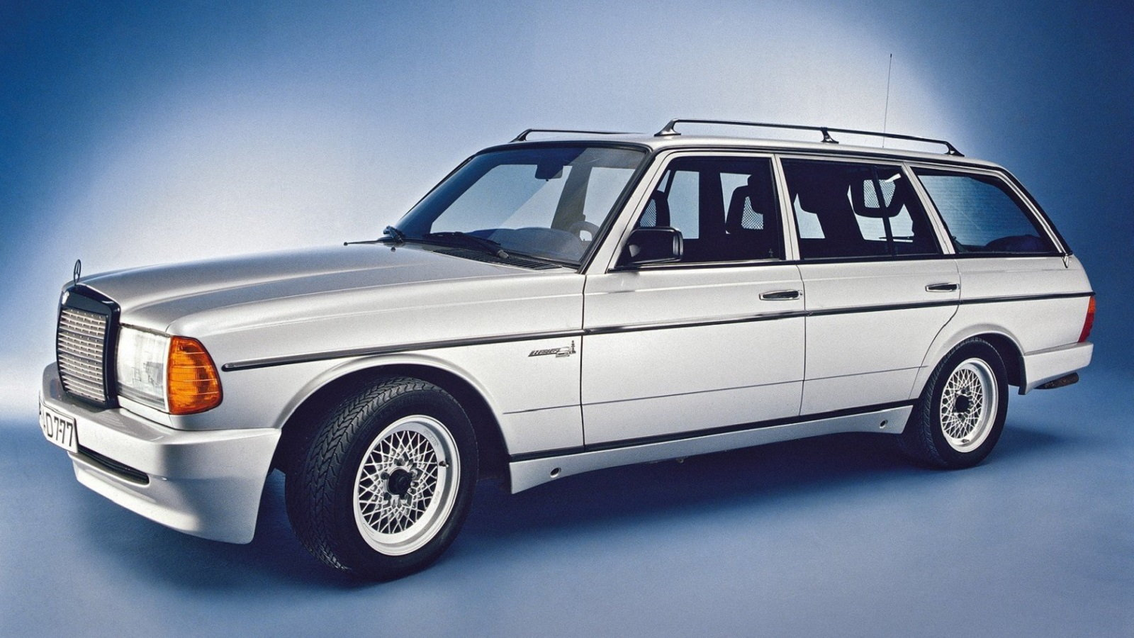 1978-1986 S123 T Wagon
