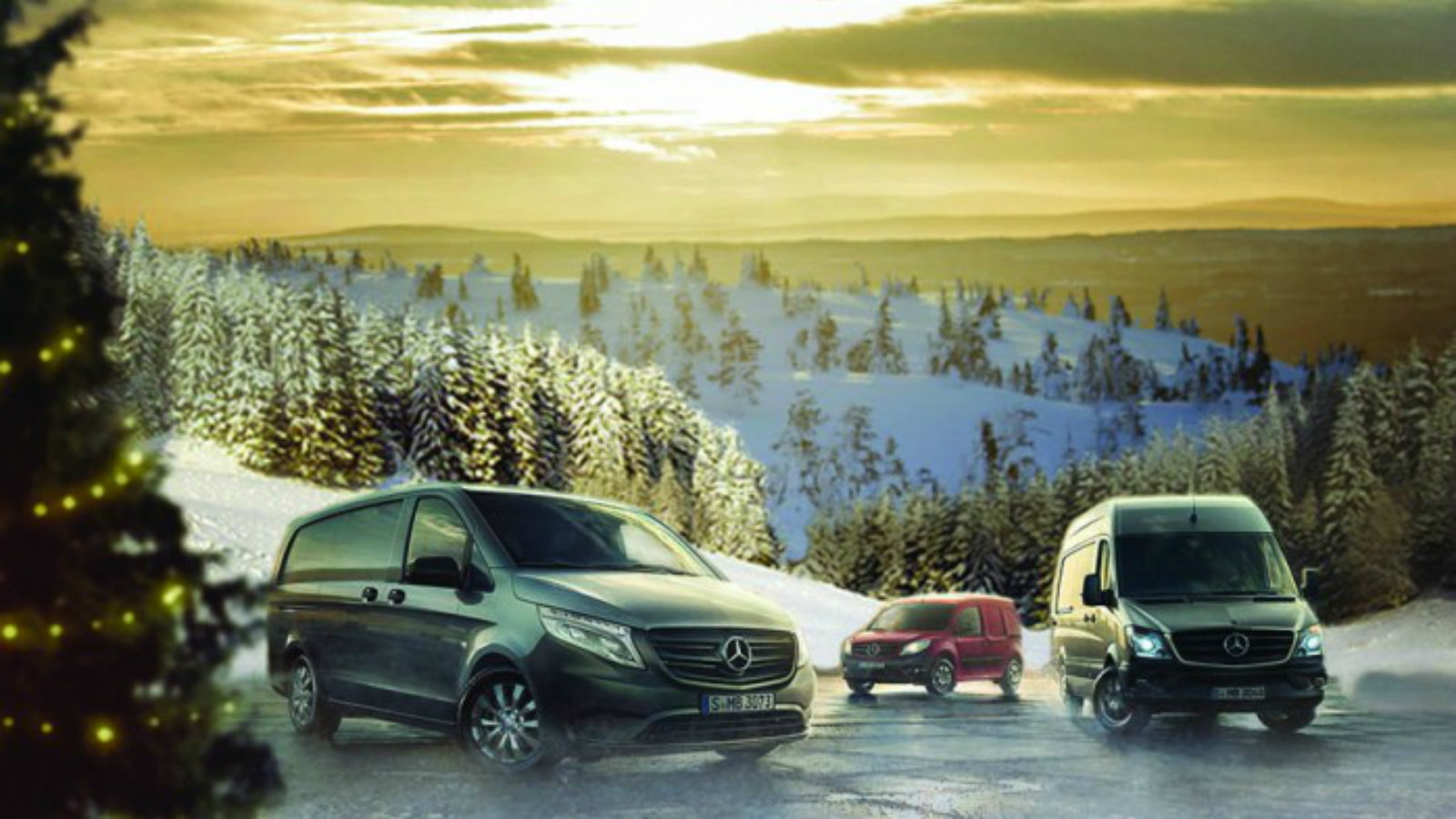 Travel The Mountains With Mercedes