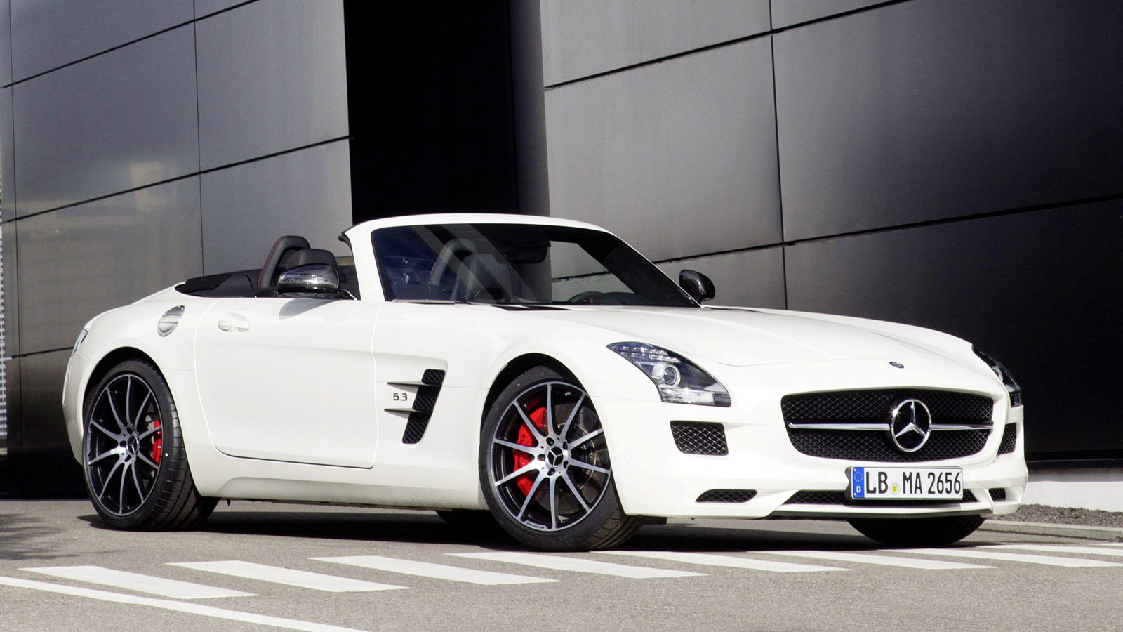 2011 AMG Roadster