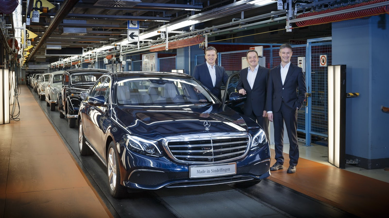 5 Things You Never Knew About Mercedes-Benz