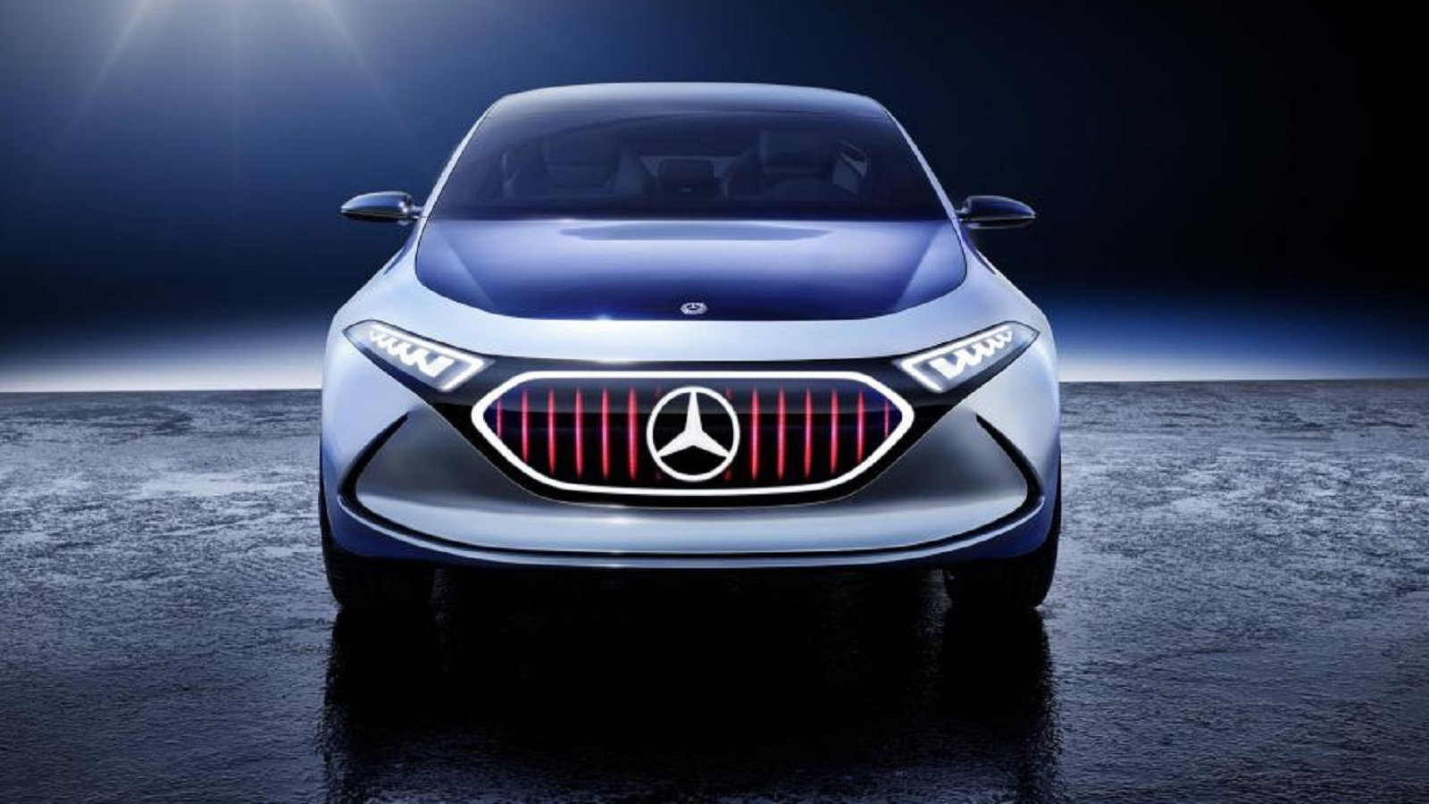 MB Launches New EQ Sub-Brand With Concept Hatchback