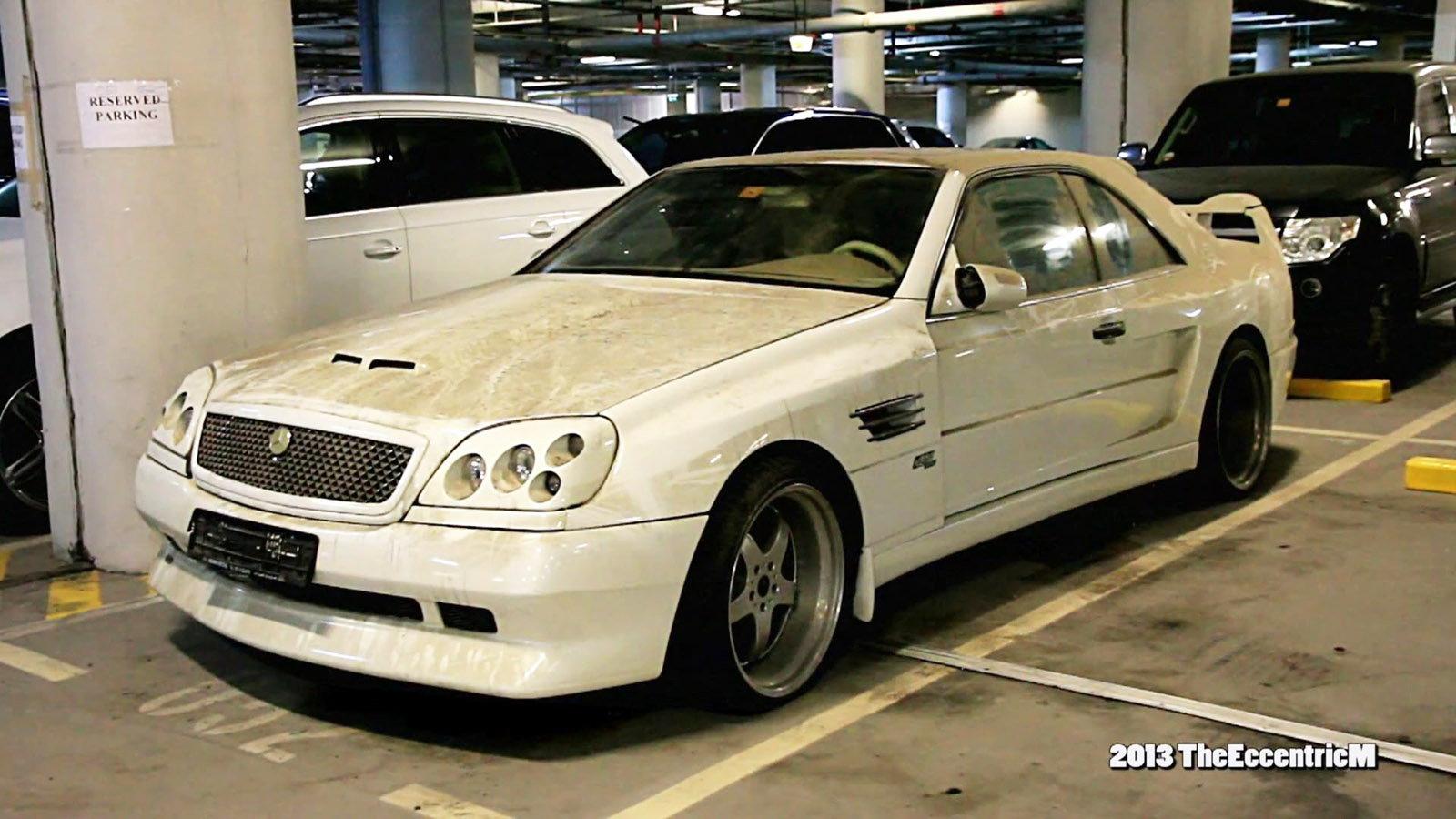 Koenig-Specials CL W140