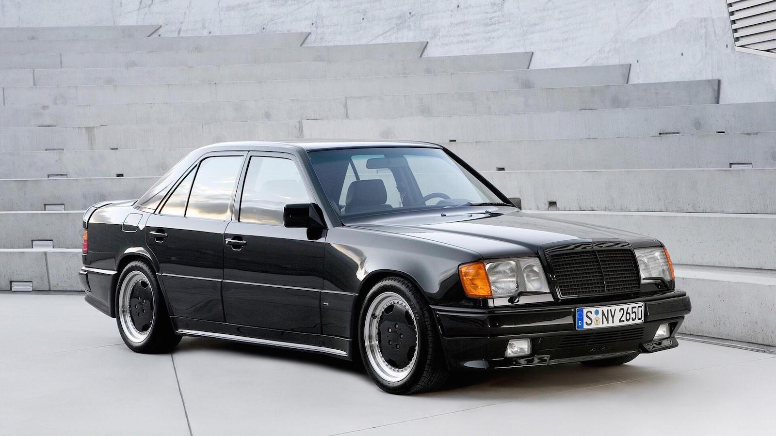 The Best Mercedes Money Can Buy