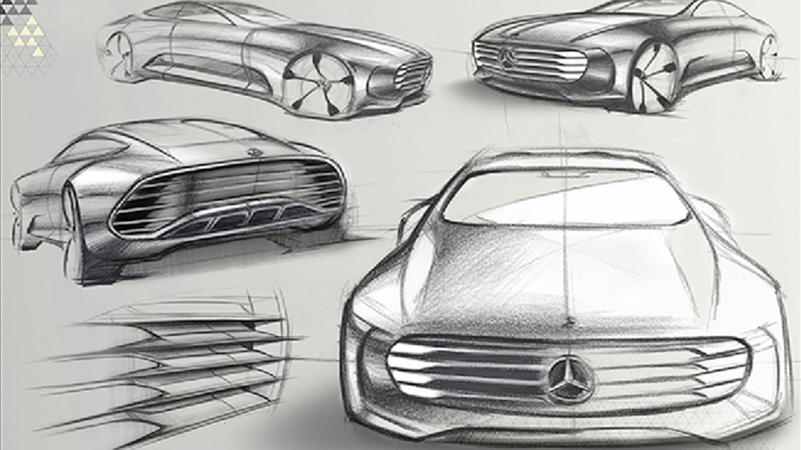 A Look at Mercedes-Benz's Sensual Purity Design Philosophy