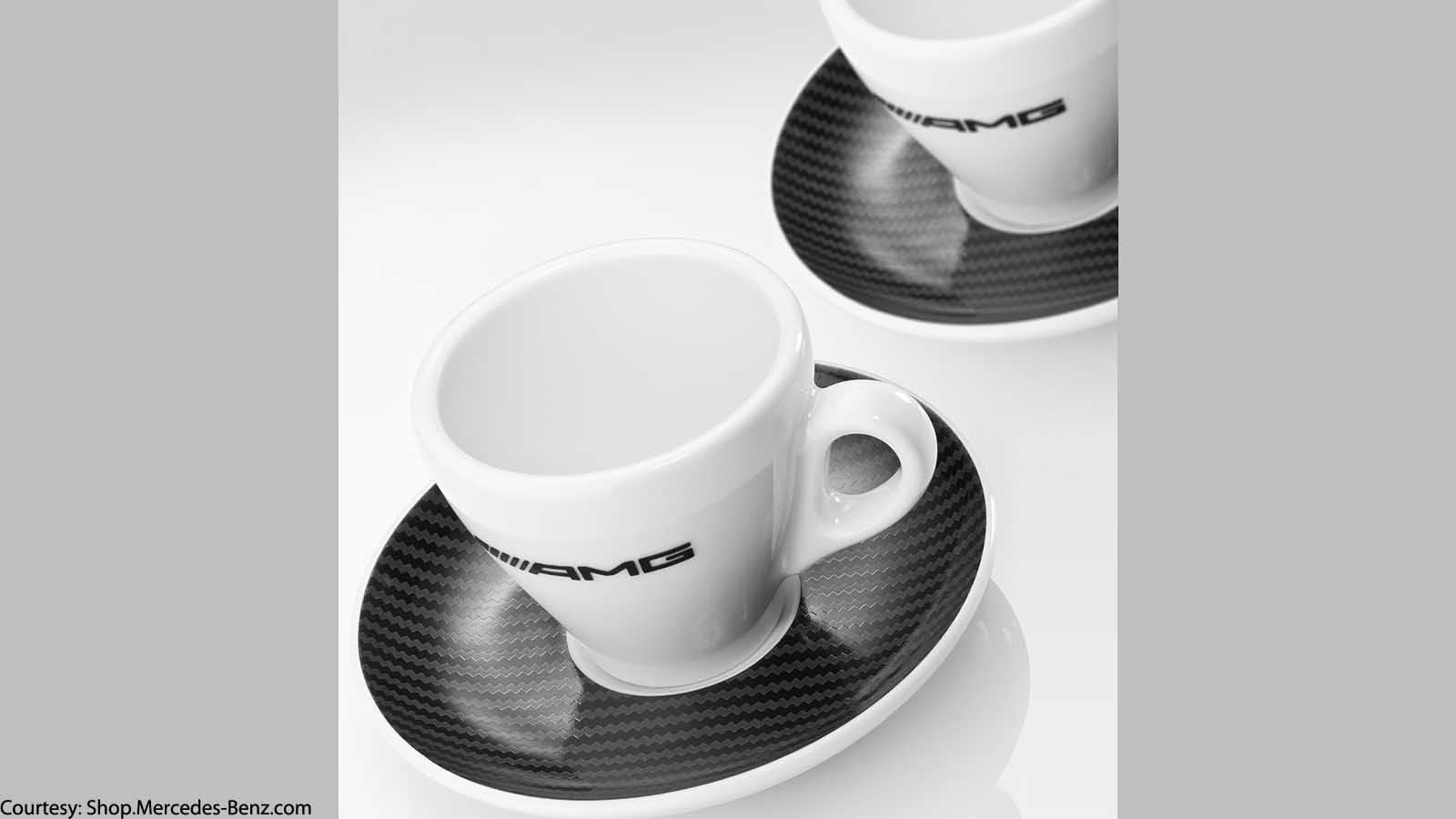 AMG Espresso Cups
