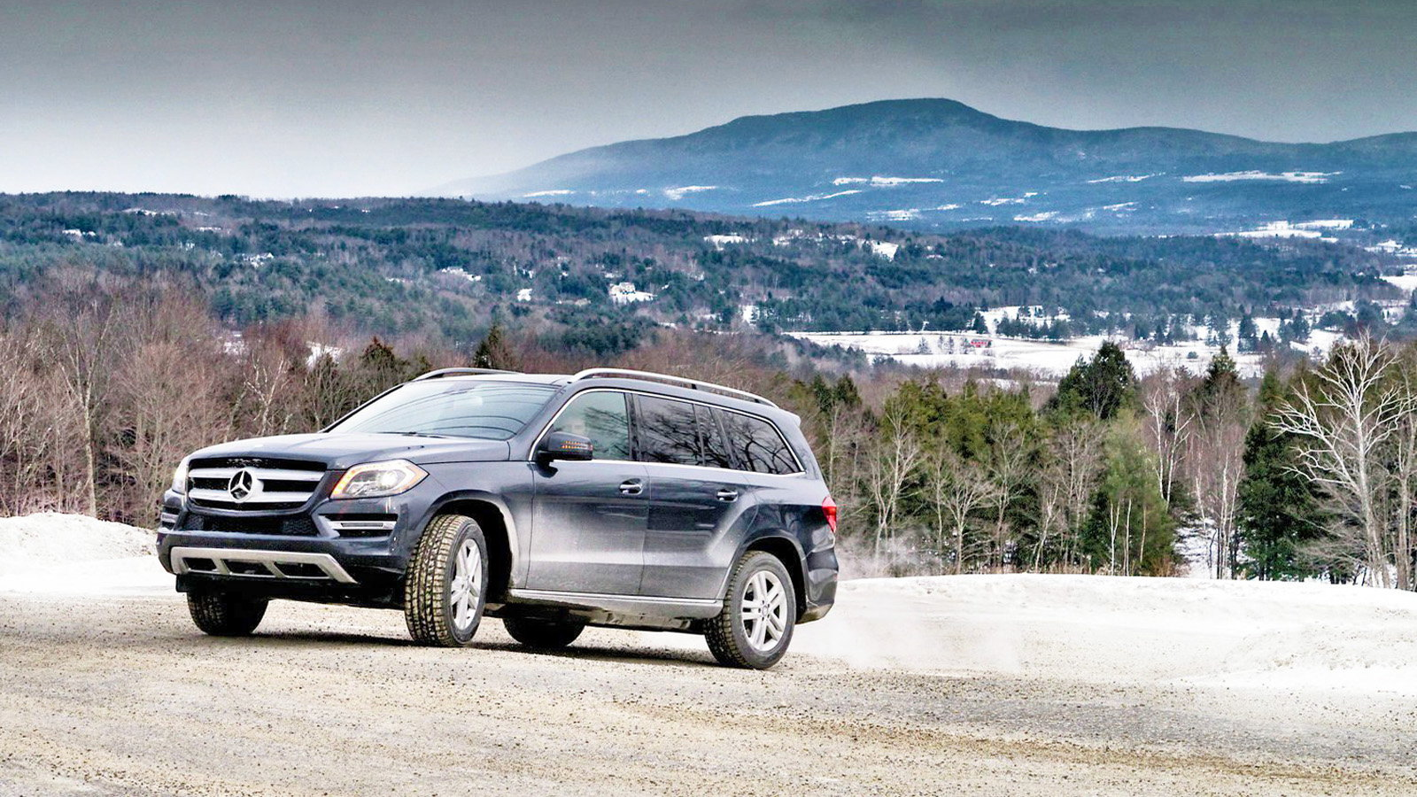 5 Things to Know About Winter Tires for Your Mercedes-Benz