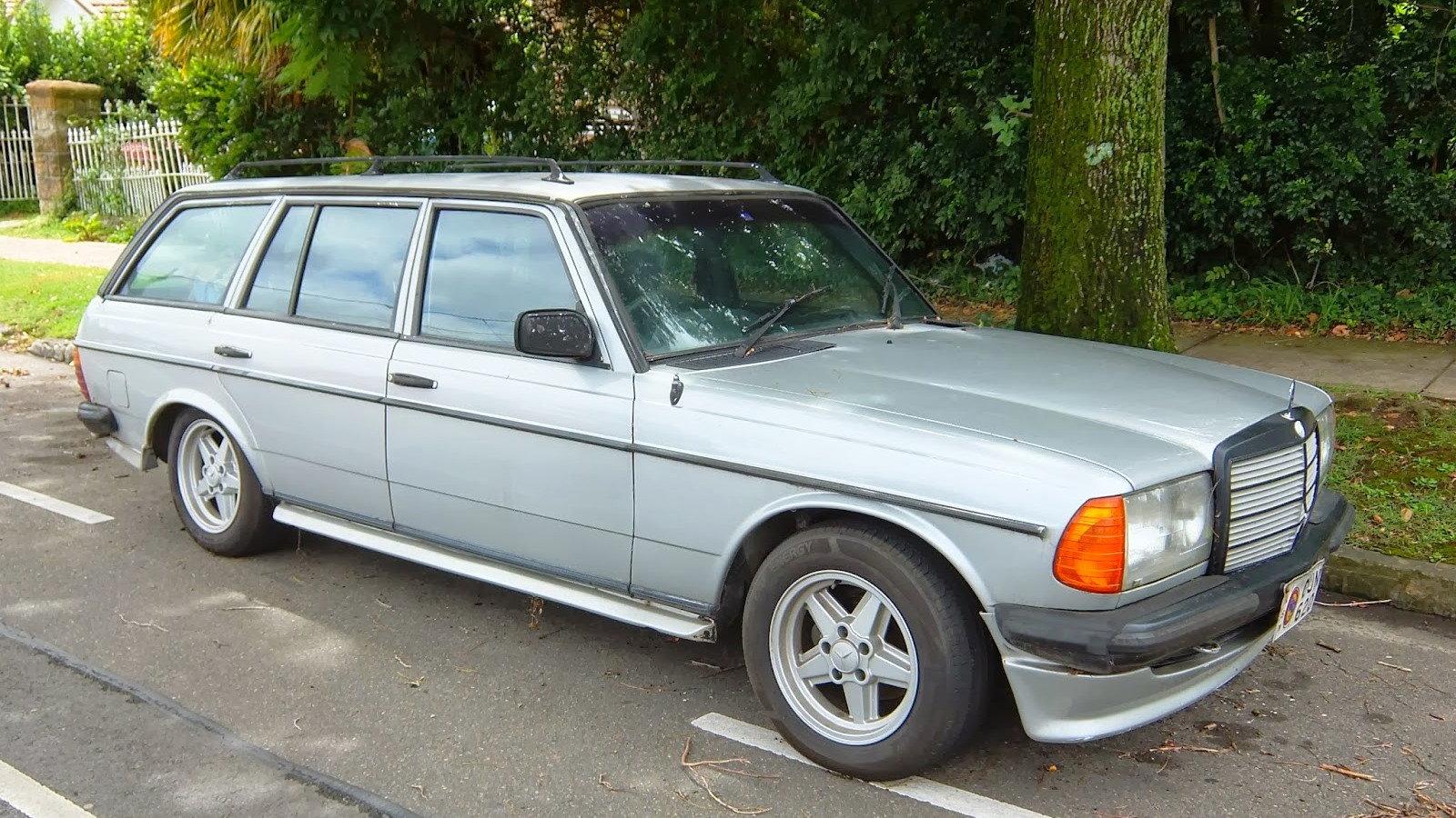 Mercedes-Benz W123 280TE AMG Wagon