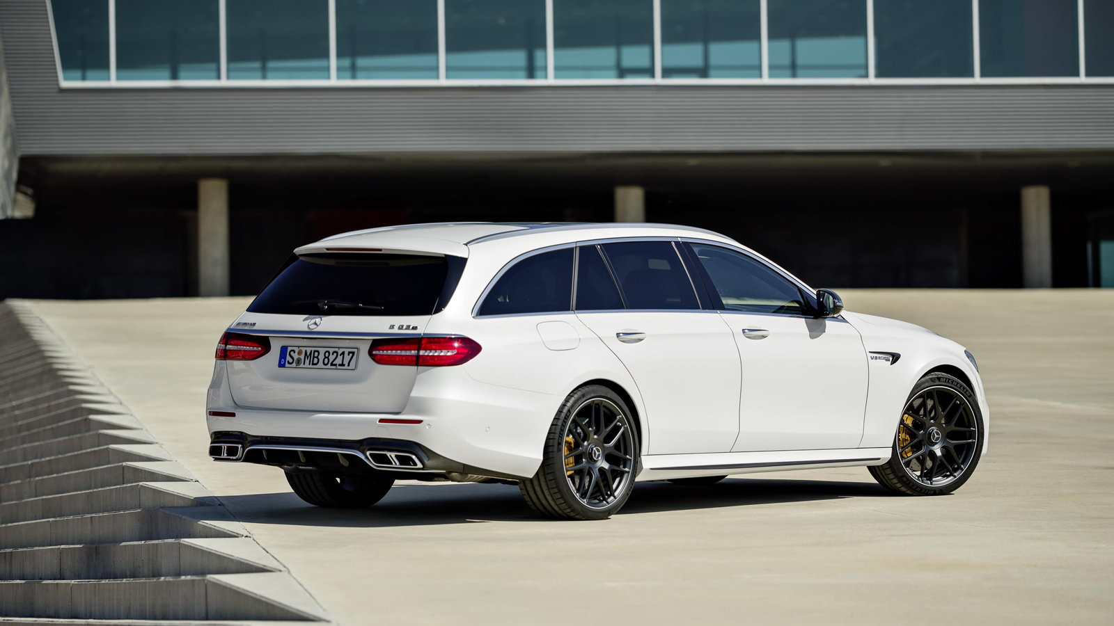 Why the E63 AMG is the Coolest Wagon Ever