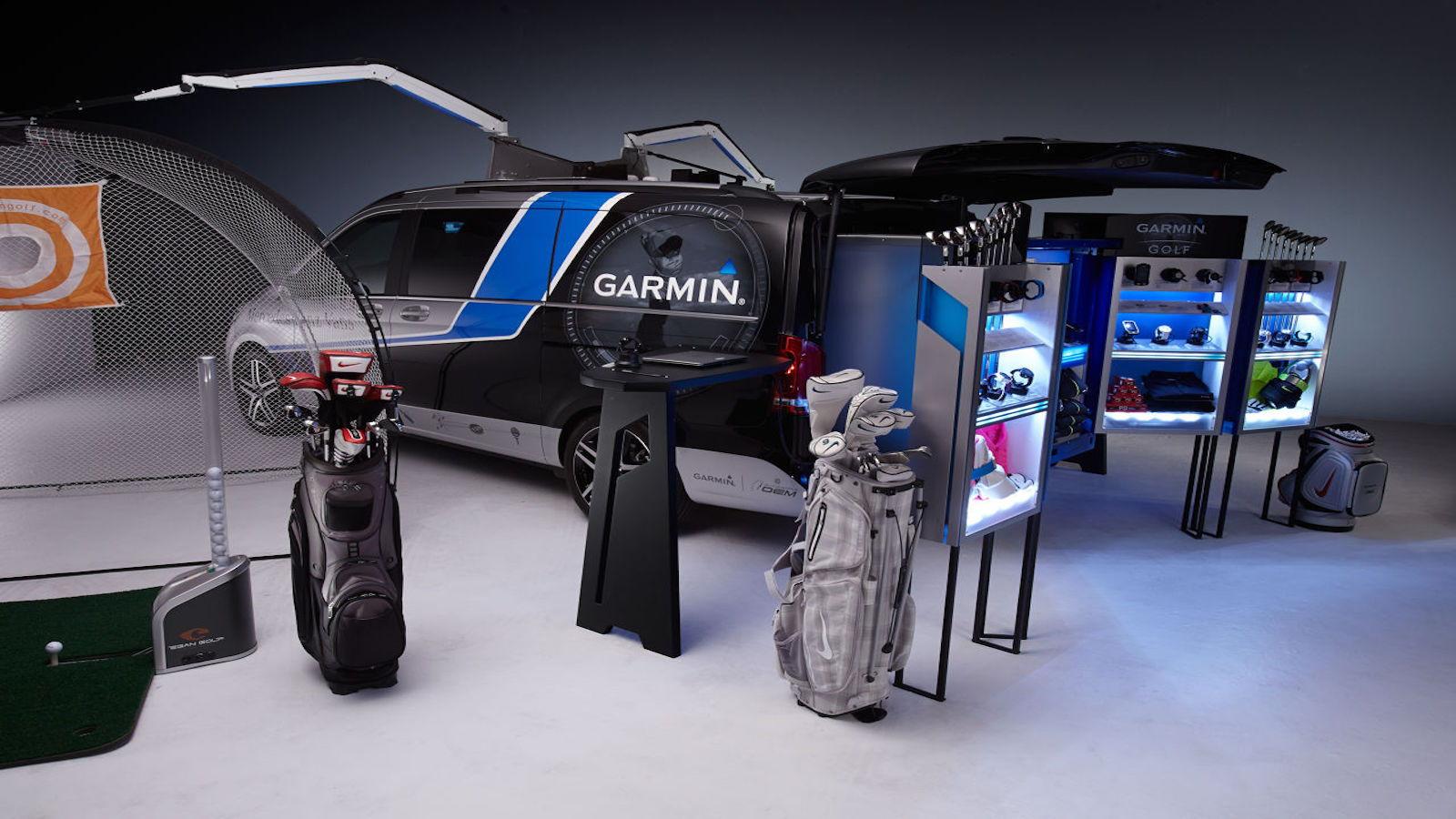 Garmin Mobile Golf Pro Shop