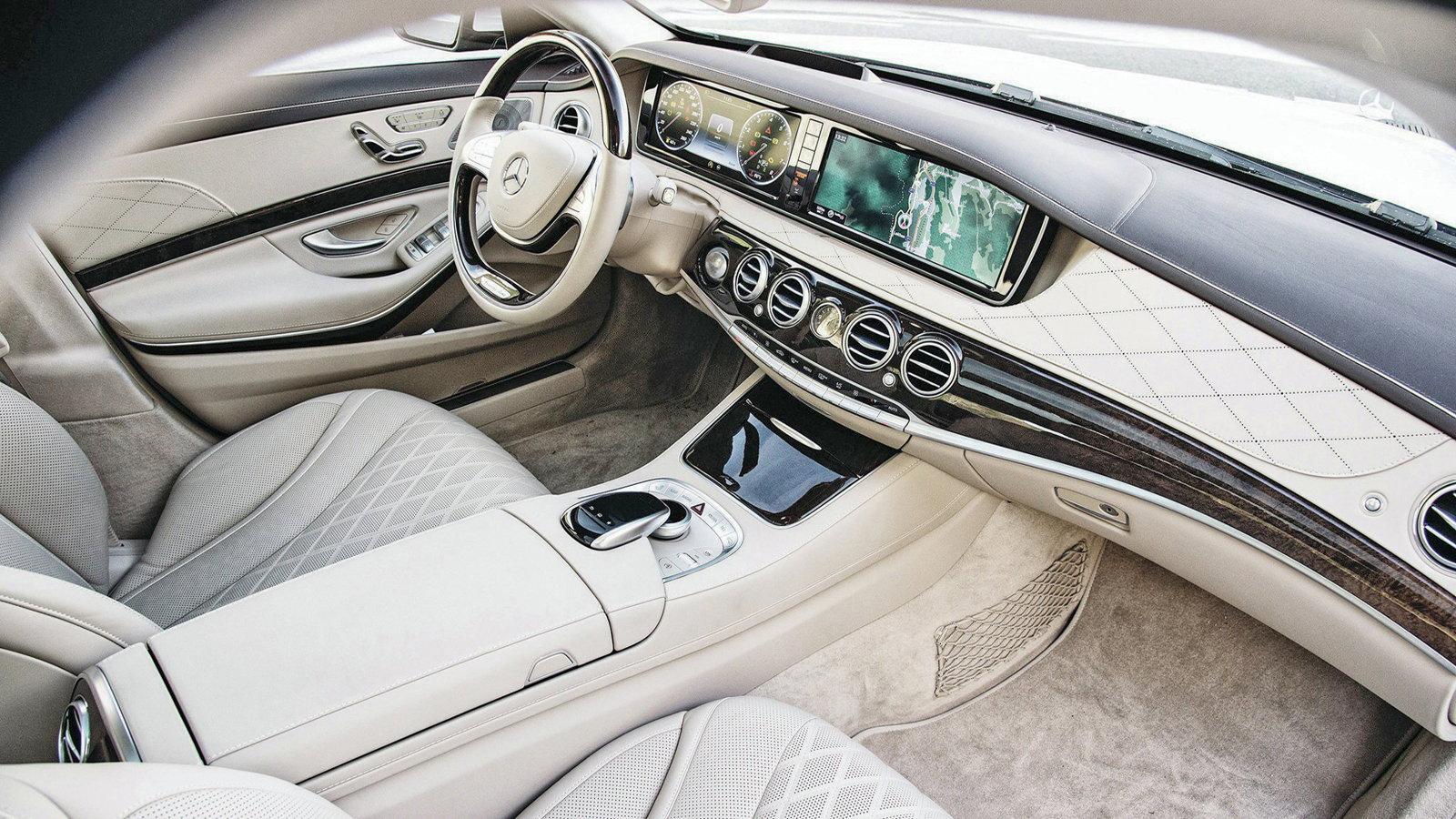 6 Pics of MBs Mega Opulent S600 Royale