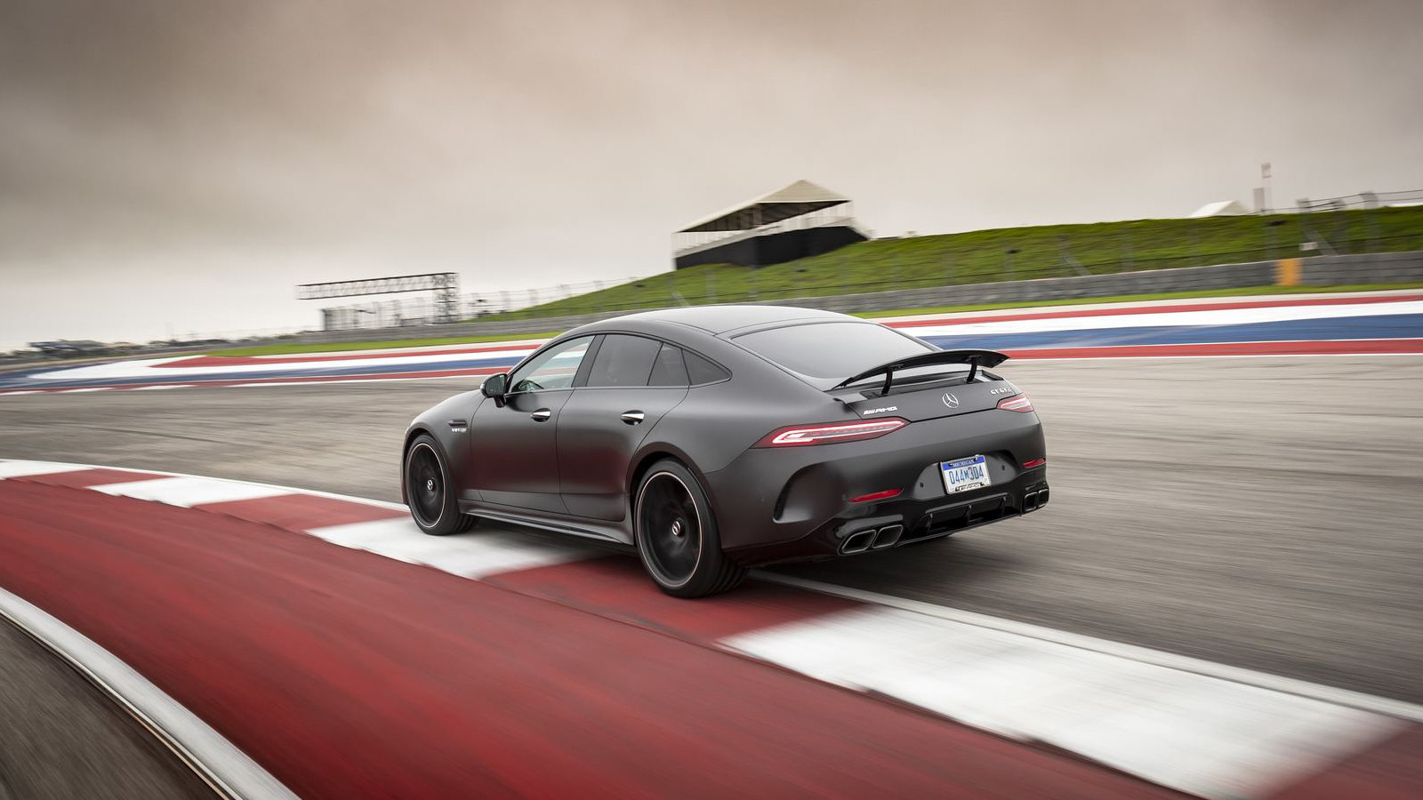 Everything to Know About the Mercedes-AMG GT 63 S