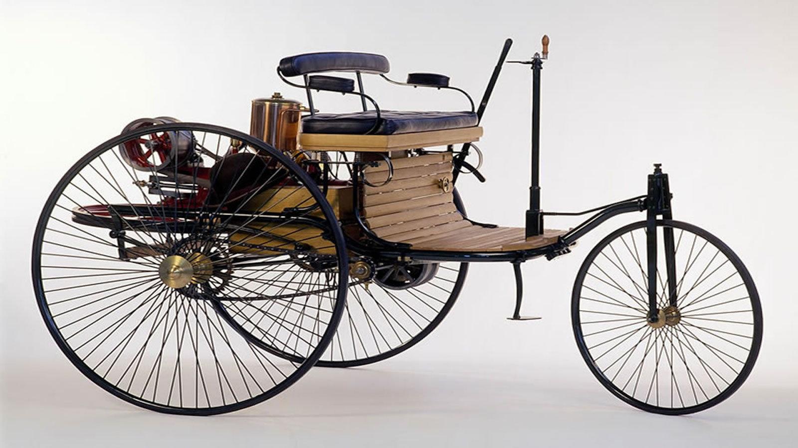Benz-Patent Motorwagen