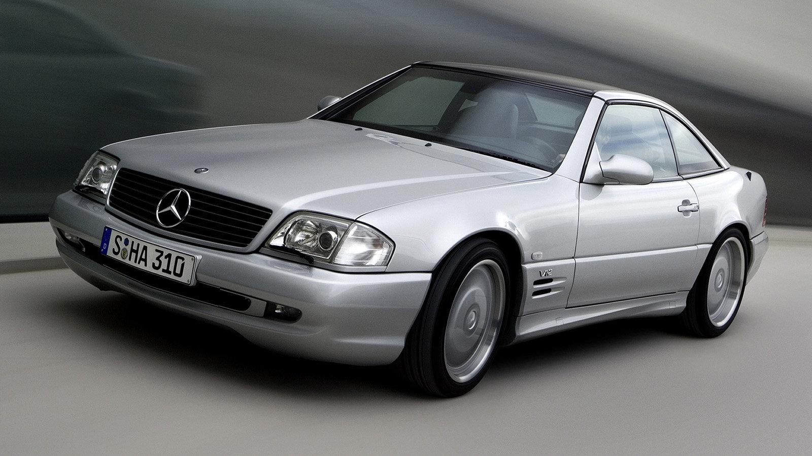 1998 SL73 AMG