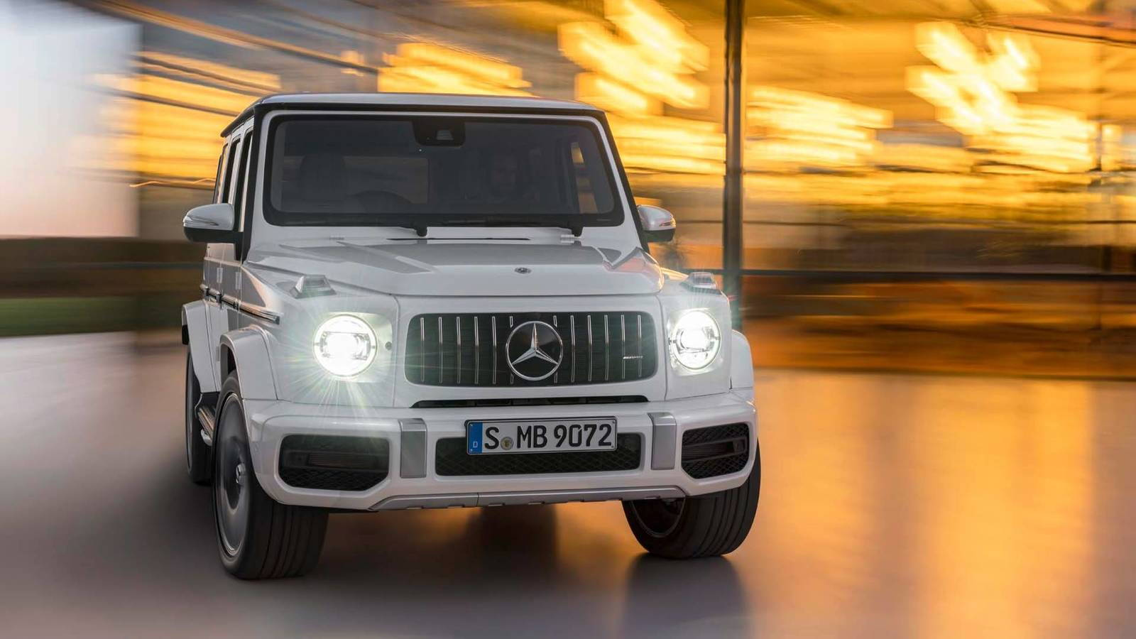 How Mercedes-Benz Measures up in 10 Most Powerful SUVs 2018
