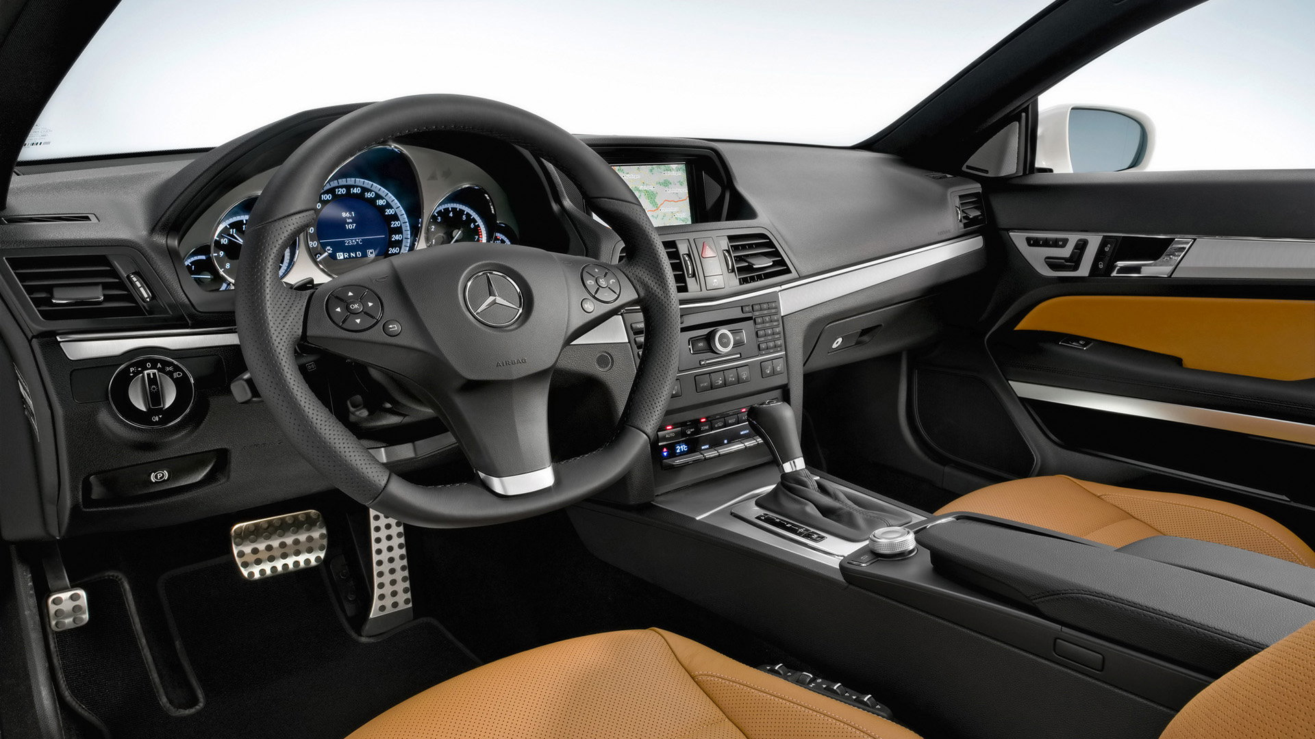 Mercedes-Benz E-Class and E-Class AMG: Why is My Interior ...