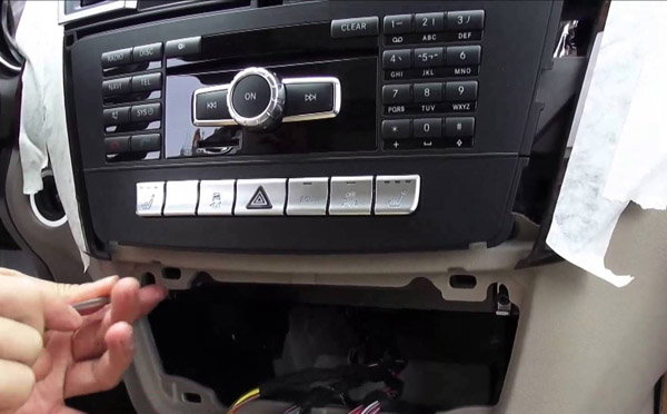 Mercedes benz c class w204 sound system modifications for Mercedes benz c300 sound system