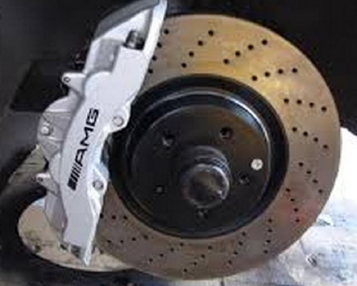 Mercedes benz e class w211 how to replace brake pads for Mercedes benz rotors replacement