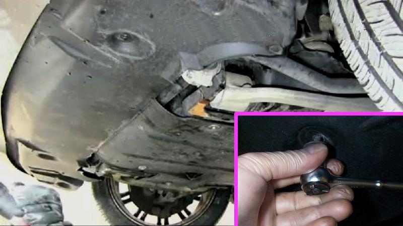Mercedes Benz E Class W211 How To Flush Your Radiator