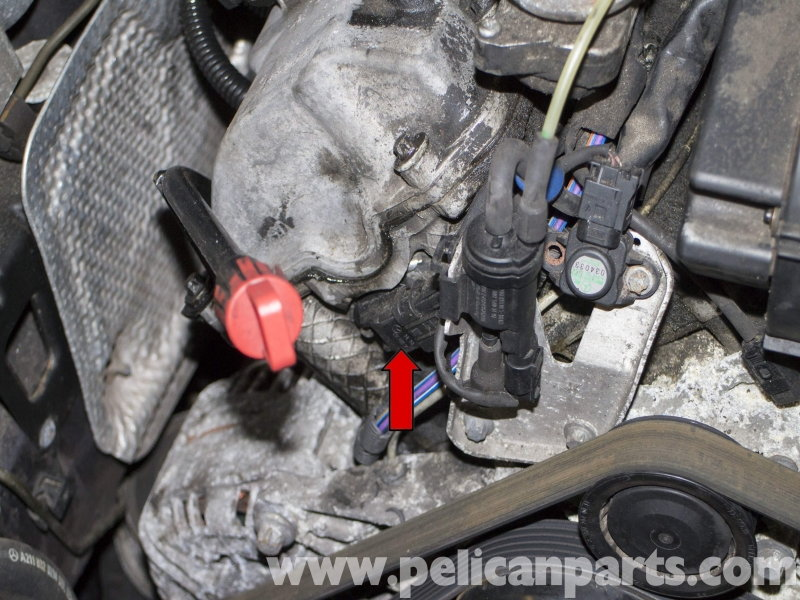 W211 Camshaft Position Sensor >> Mercedes-Benz E-Class and E63 AMG w211 Why Does Car Turn Over But Won't Start - Mbworld