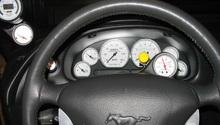 ford mustang v6 2005 2014 interior modifications