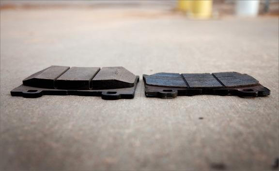 Minimum Thickness For Brake Pads : Ford mustang to why is brake light on