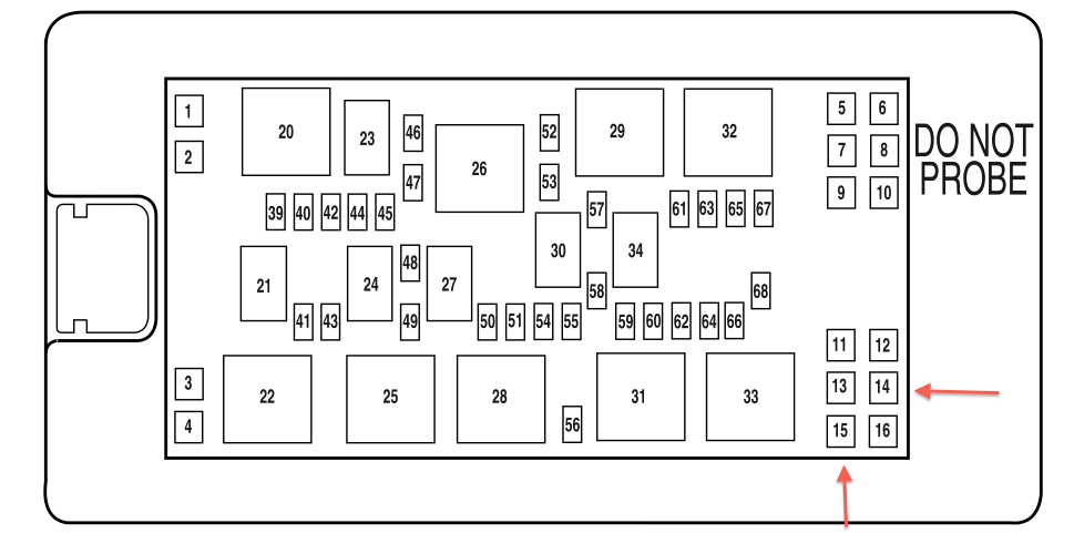 31 2006 Ford Mustang V6 Fuse Box Diagram