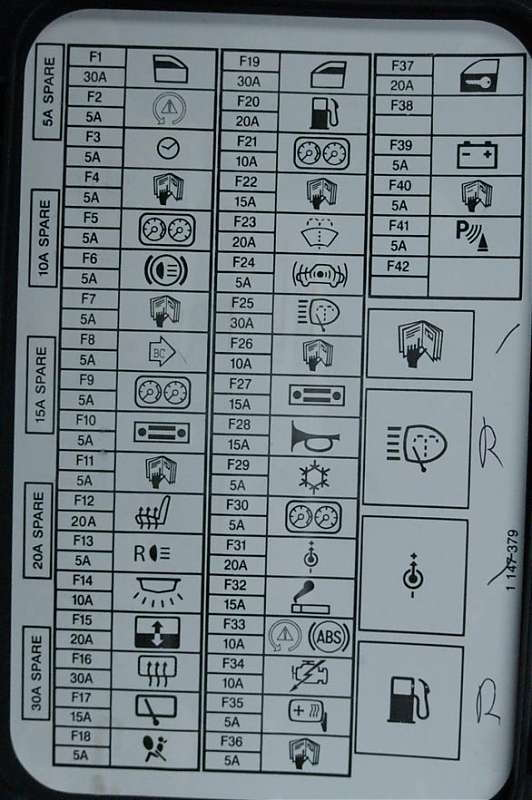2003 MCS dash fuse box diagram 170212 mini cooper why don't my power windows work northamericanmotoring
