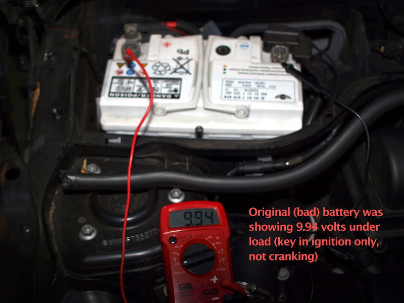 Figure 4 If Your Battery Won T Hold A Charge You Can Test It To See Replacement Is Needed