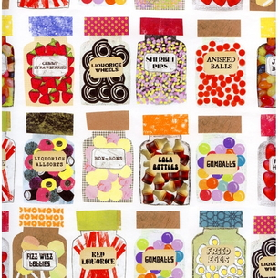 Candy Confections Gift Wrap | Blog | Outblush
