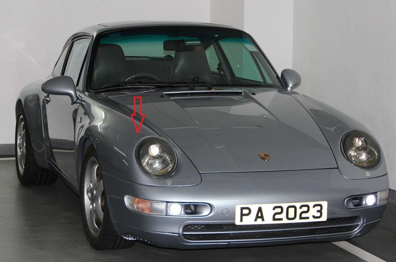 Porsche 993 Why is My Suspension Bouncy | Rennlist