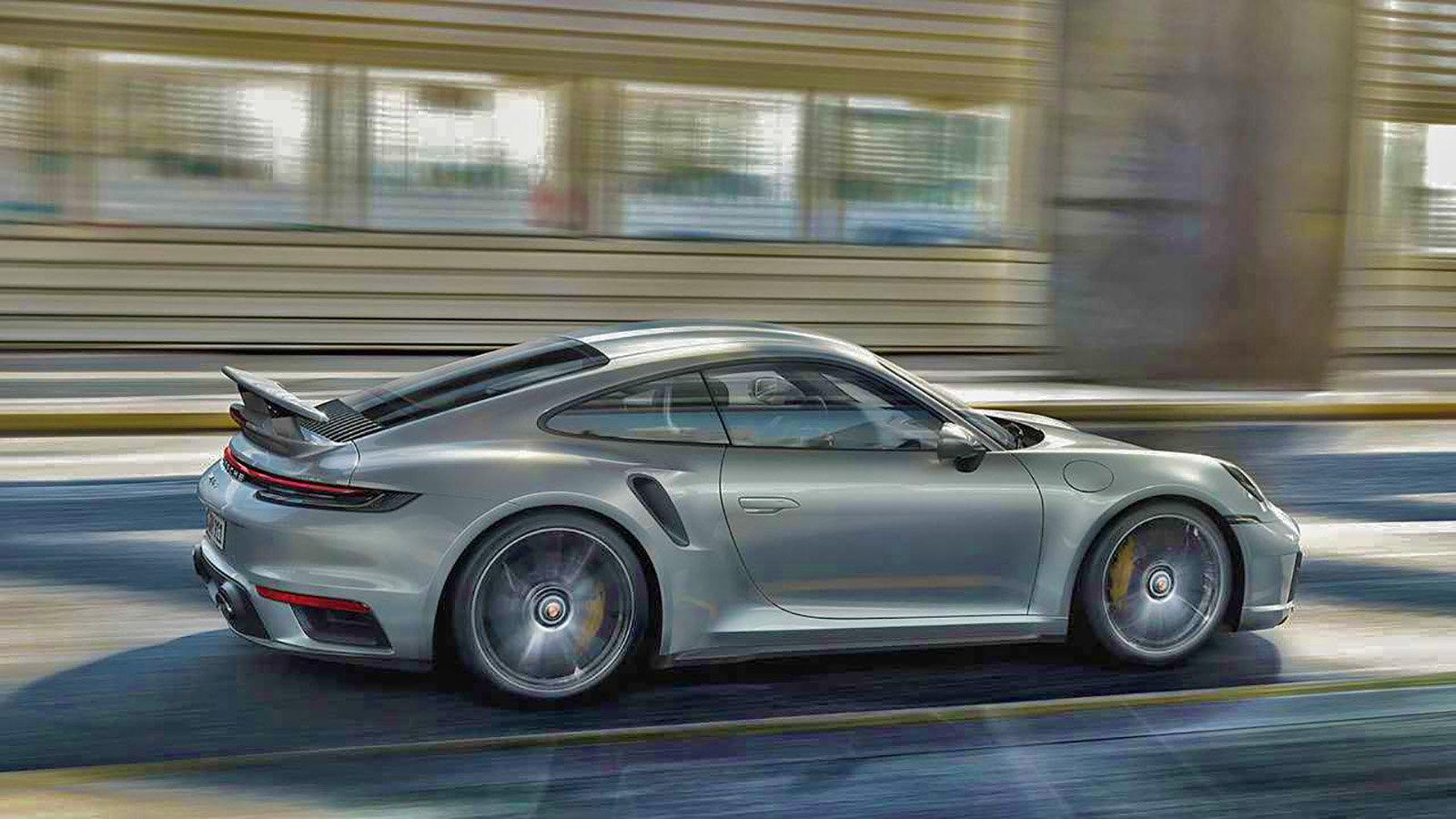 New 2021 911 Turbo S Is Faster Than Last Gen Gt2 Rs Rennlist