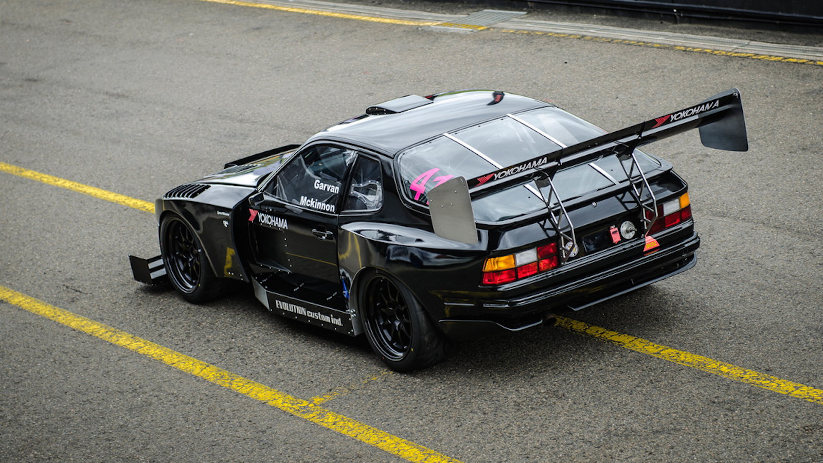 Building a Top Level Time Attack Car