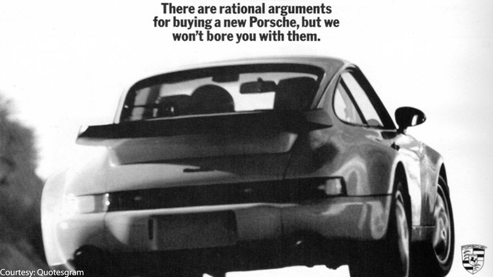 7 Great Quotes about Porsche - Rennlist