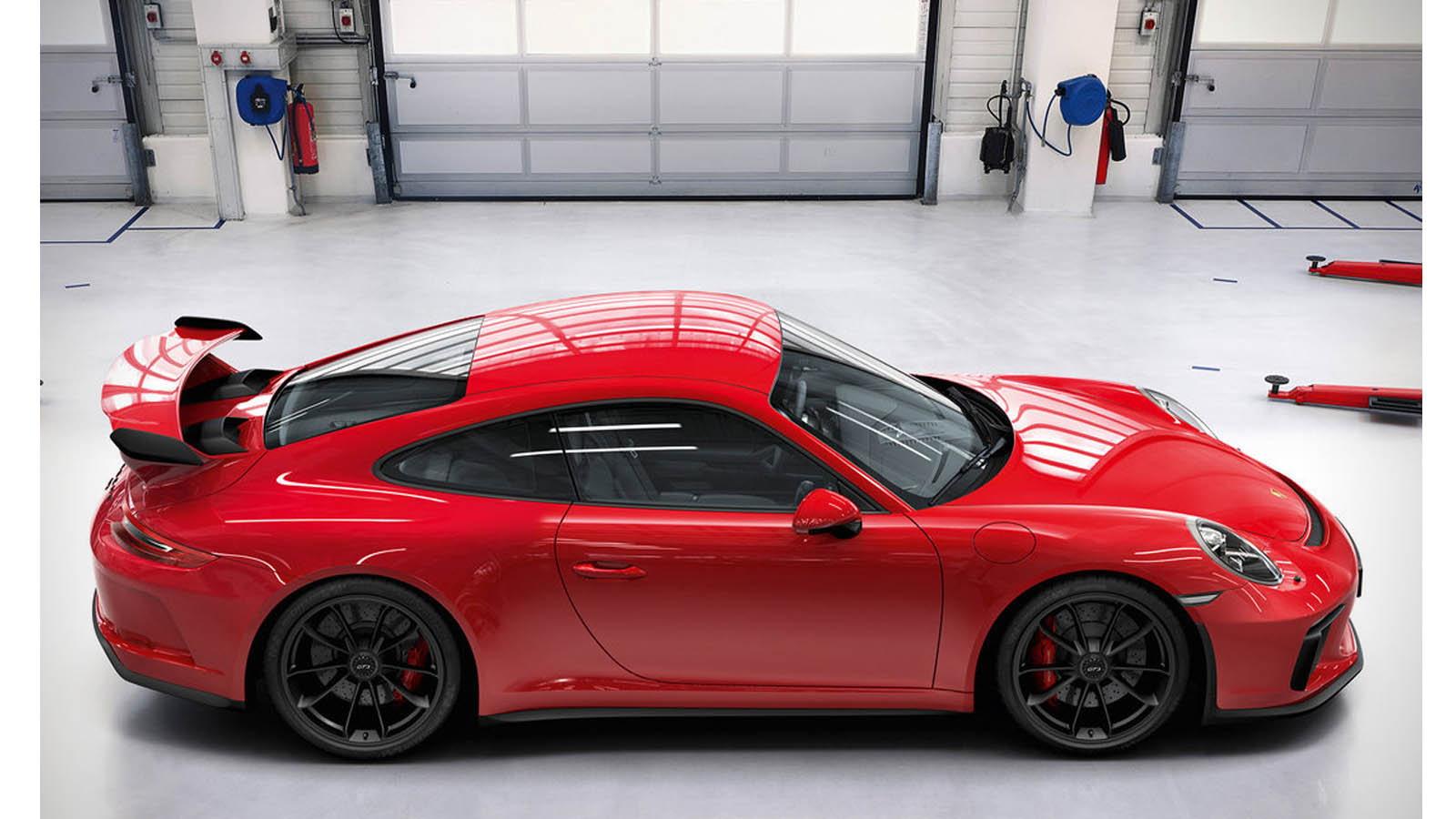 The 911 GT3 Race Car