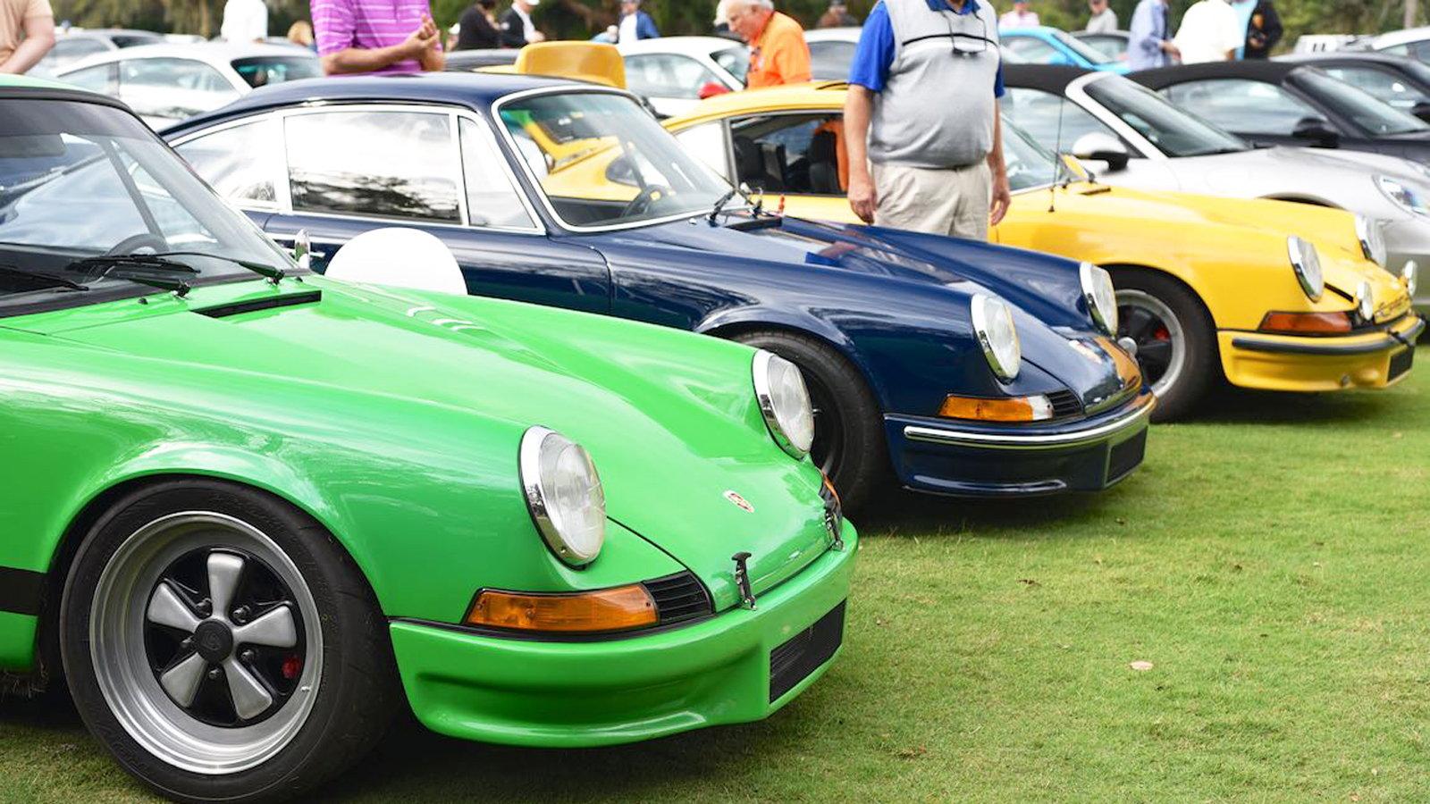 Porsche auctions