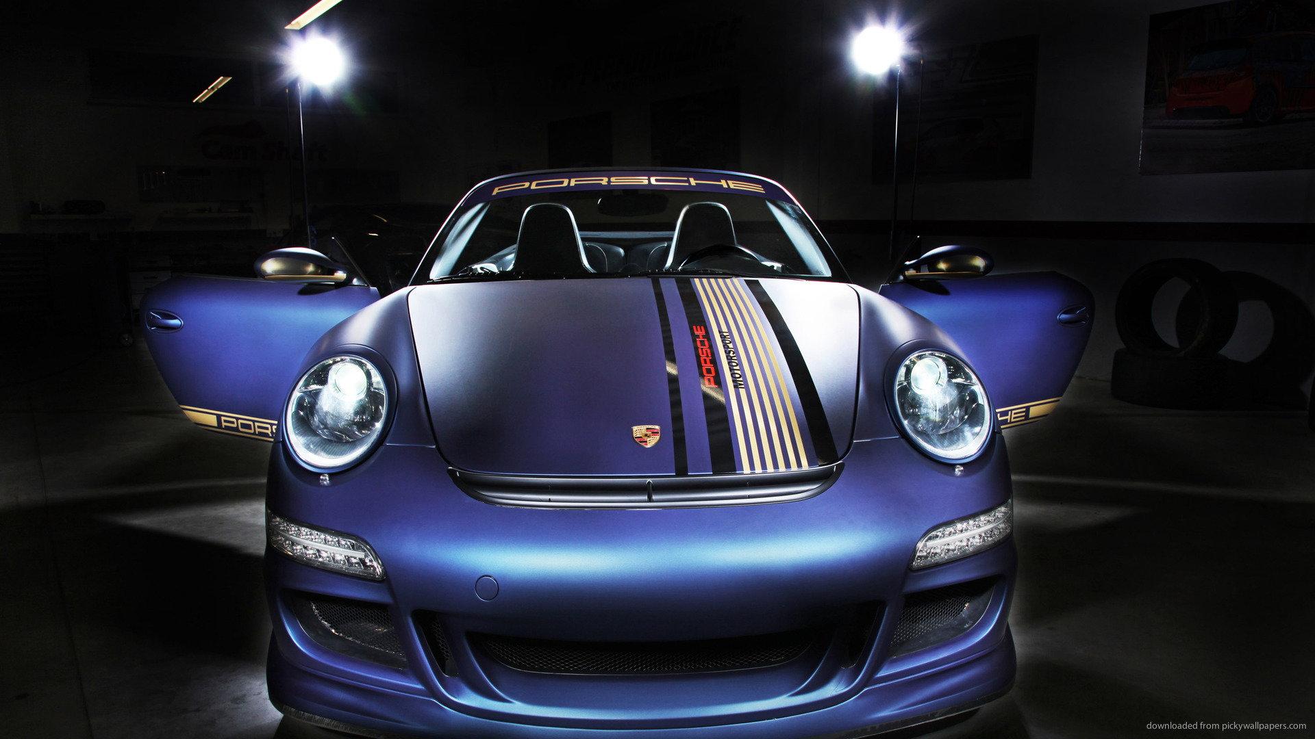 Porsche 997 How To Open The Hood With A Dead Battery Rennlist