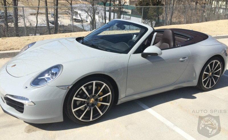 Porsche Carrera White Metallic Paint Code
