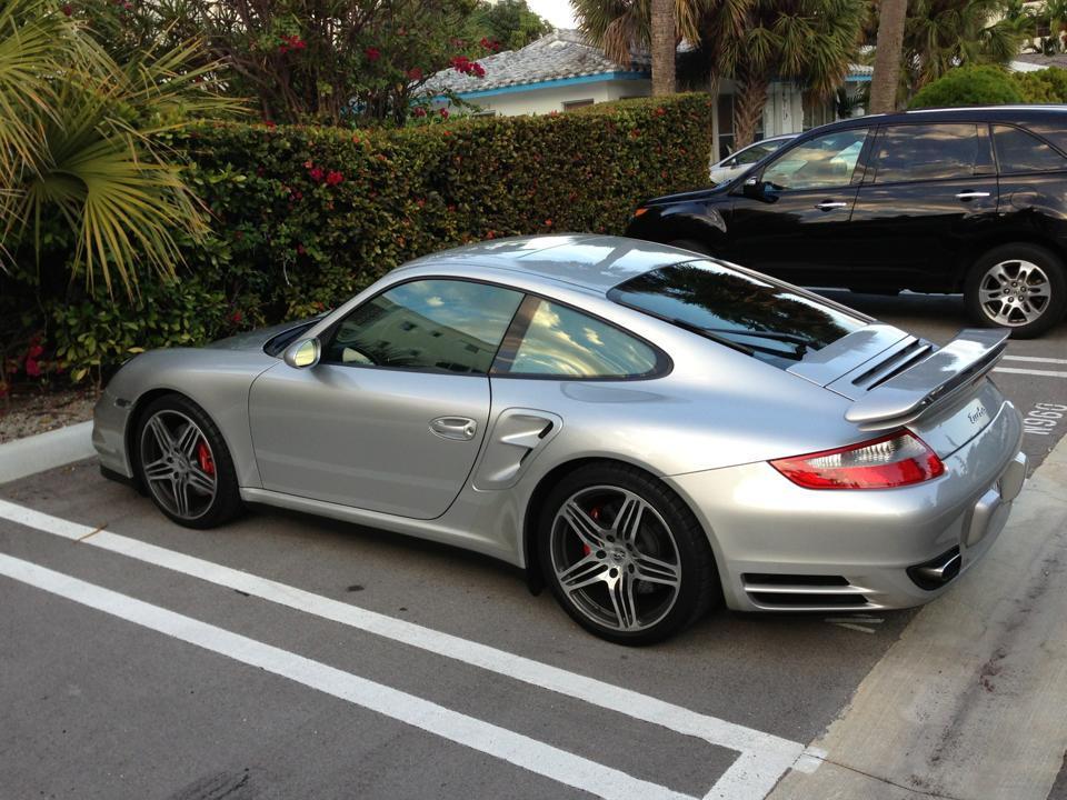 Porsche 997 Spoiler Modifications