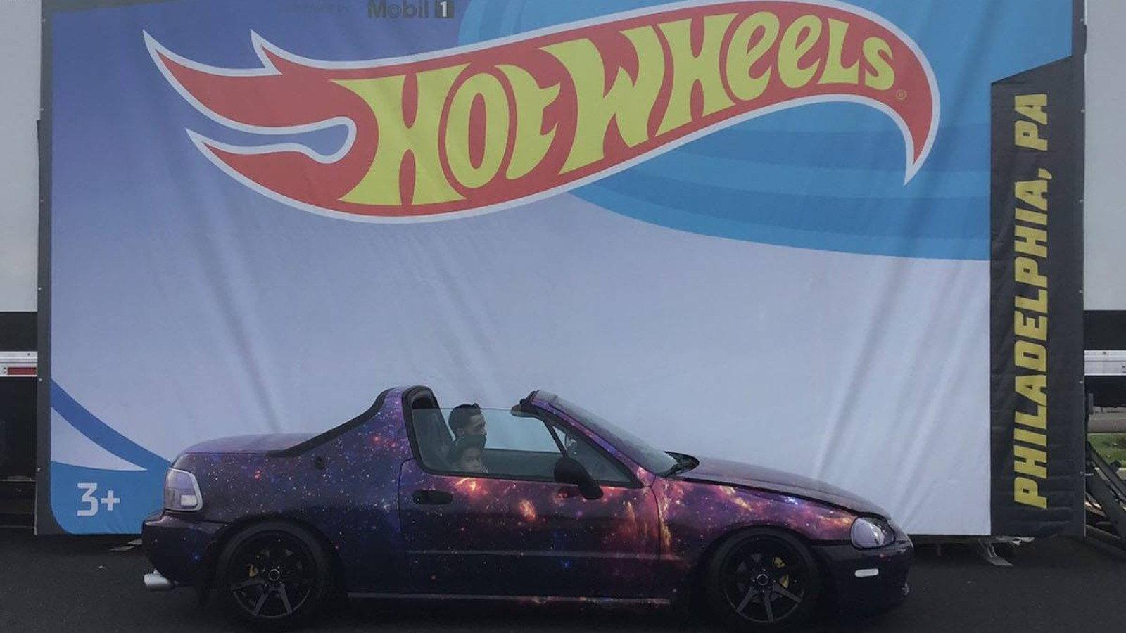 Del sol crx 1992 Honda