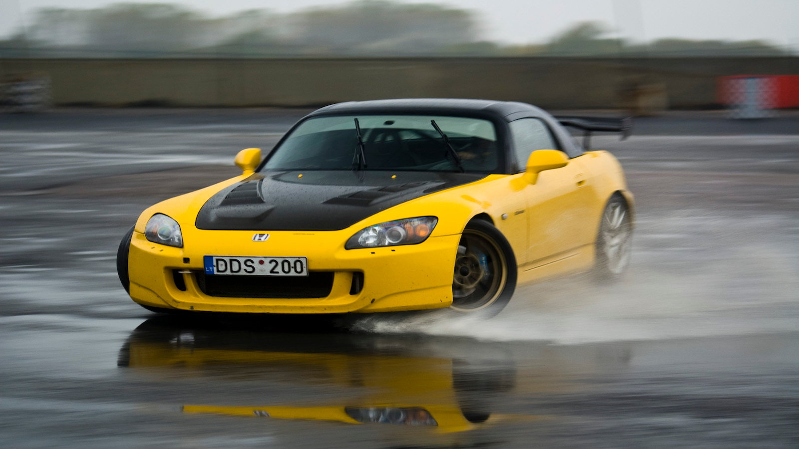 Wet Weather Setup for Your S2000