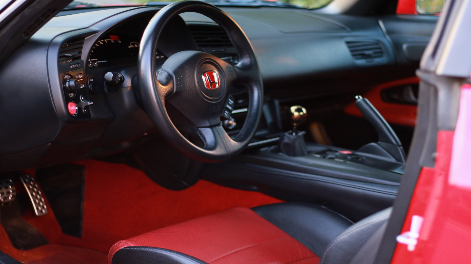 Custom Interior, Seats, Steering wheel, floor mats
