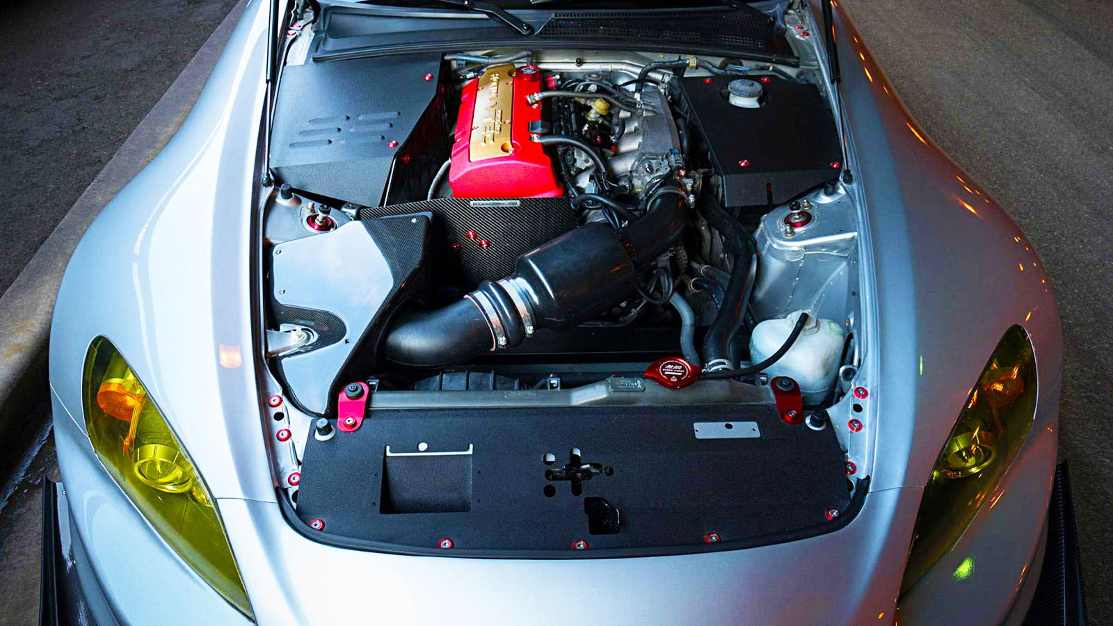 S2000 Becomes GT3 Clone For This Owner
