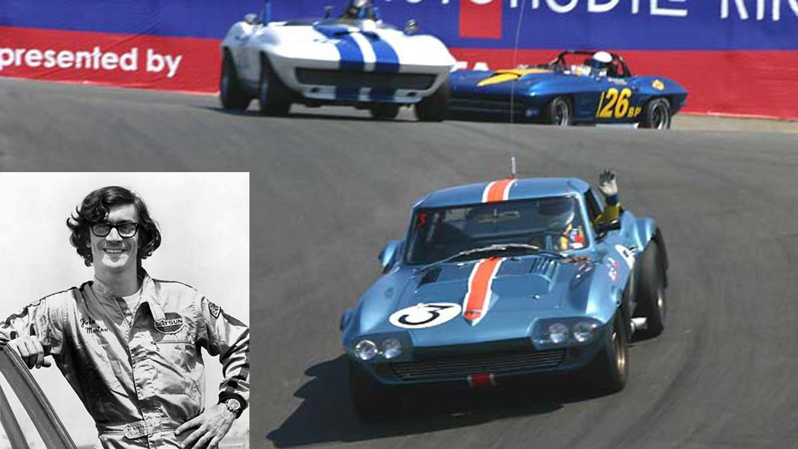 What Makes a Great Racing Driver?