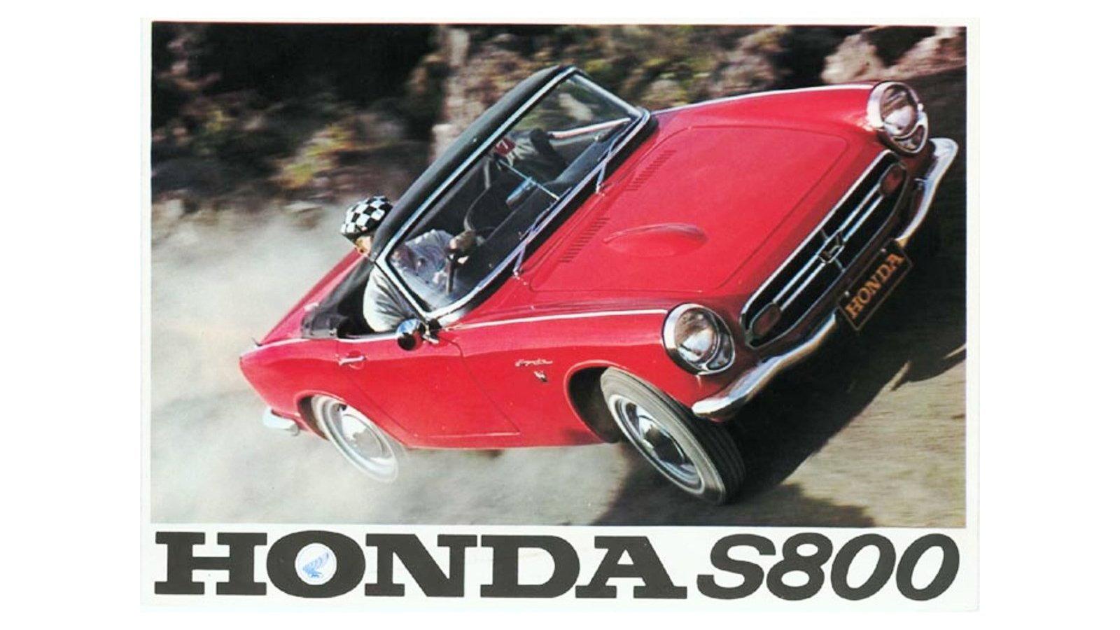 Revisiting Honda's Original 2-Seaters