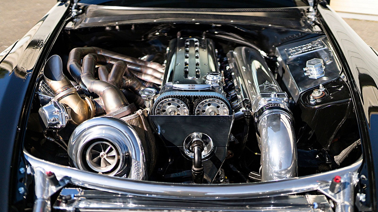 Wild AP1 S2000 Swaps Out F20 for 1,250 HP 2JZ