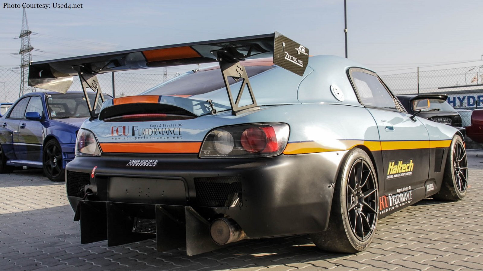 ECU Performance's S2000 with a 450HP NSX Engine