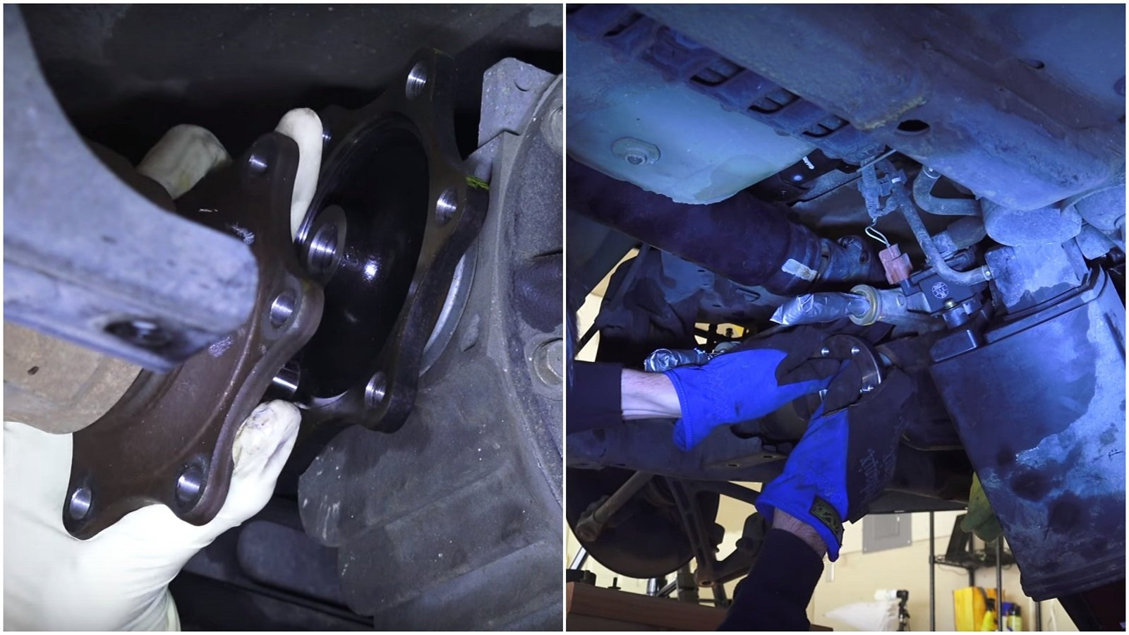 Installing a Rear Differential